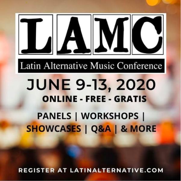 ¡No te pierdas las actividades de LAMC online y totalmente gratis!