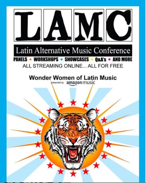 LAMC WONDER WOMAN ¨CLASS 2020¨ : Las mujeres impulsando la música en Latinoamérica y el mundo