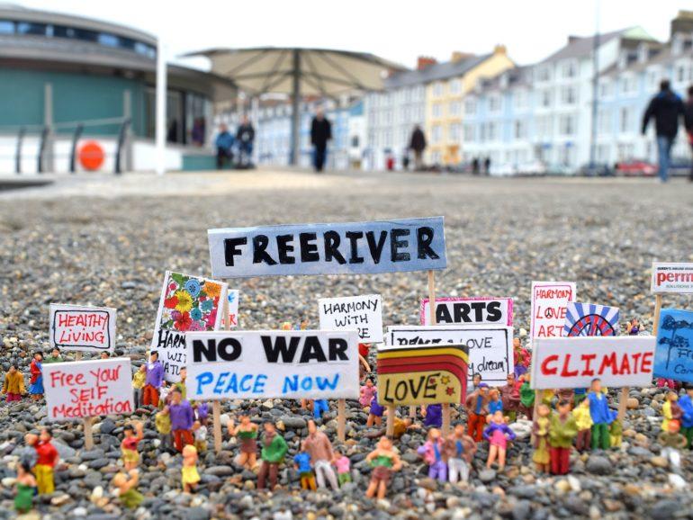 ¿Encontramos una nueva forma de protesta online?