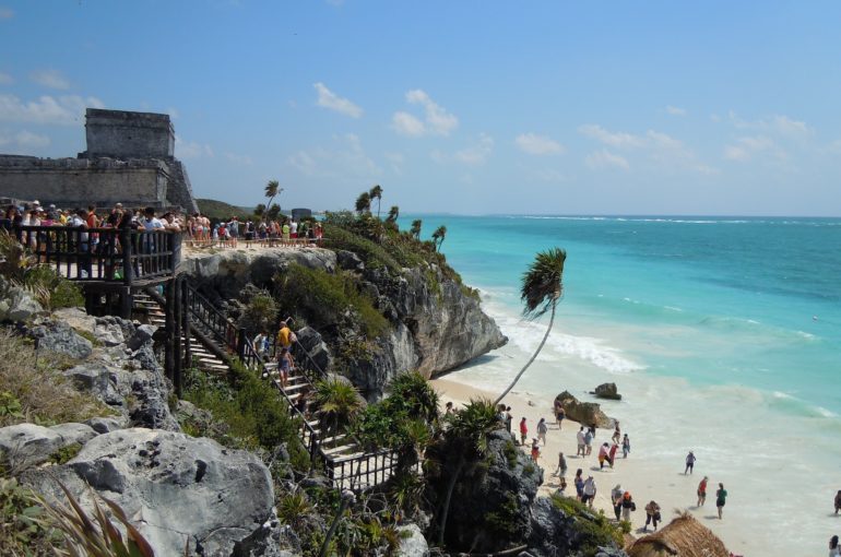La Riviera Maya es el paraíso preferido por universitarios, latinoamericanos y mexicanos