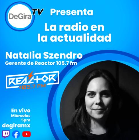 La radio en la actualidad, por Natalia Szendro