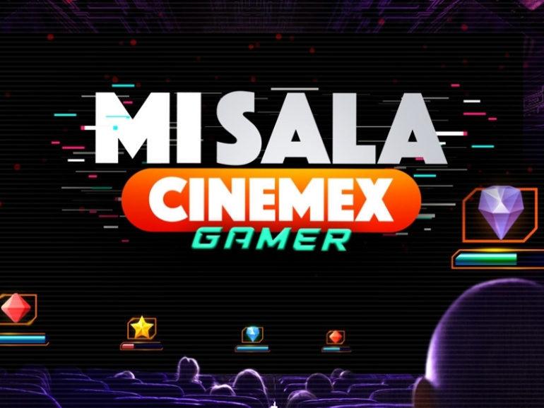 Ahora ya puedes jugar videojuegos en una sala de cine