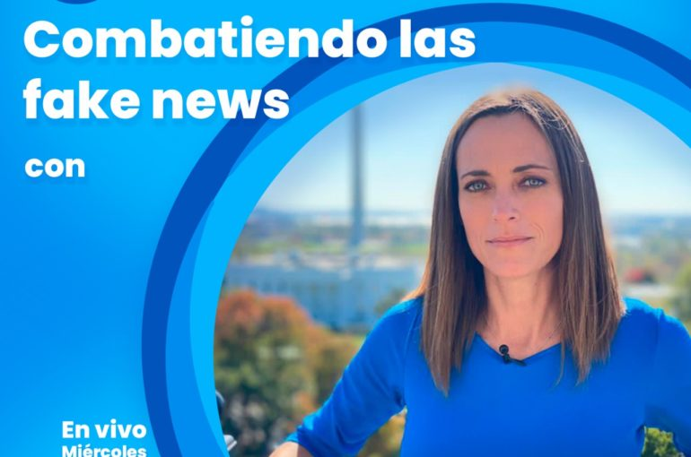 Combatiendo las fake news con Ana Francisca Vega