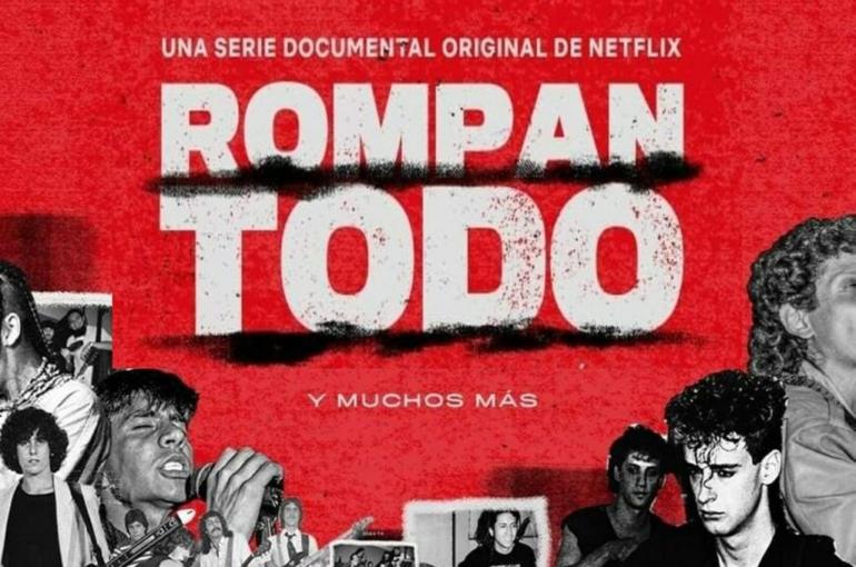 """""""Rompan todo"""" , hasta las redes"""