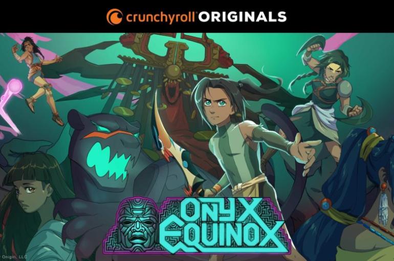 Onyx Equinox, la primera serie anime inspirada en culturas mesoamericanas, se abre paso en la industria