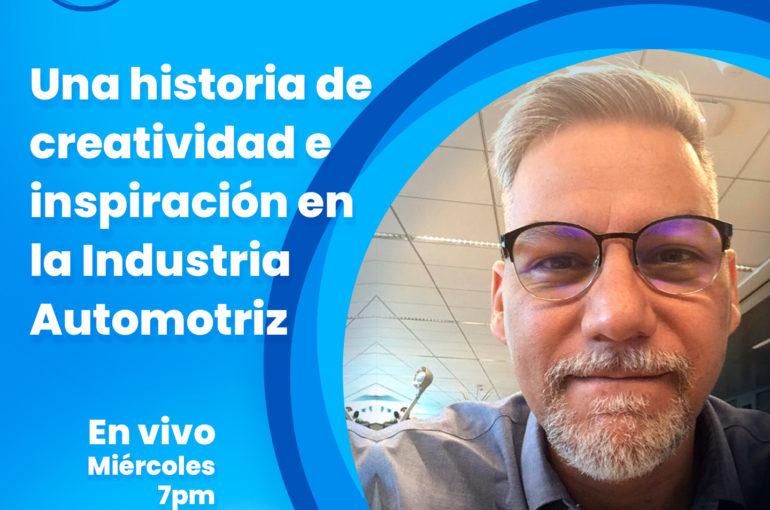 David Ruíz: Una historia de creatividad e inspiración en la industria automotriz