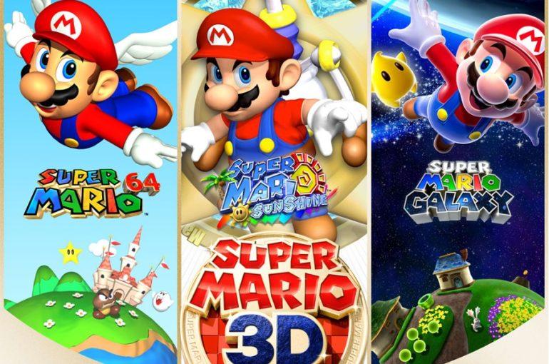 Regresan los clásicos de Super Mario Bros a Nintendo Switch