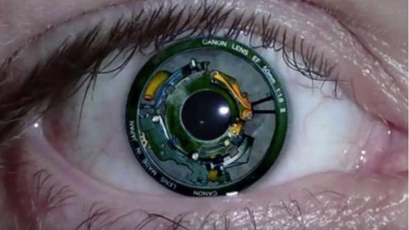 El nuevo ojo biónico que asegura ser mejor que todos los ojos humanos
