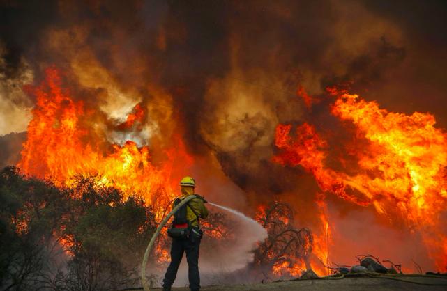 WIFIRE: el simulador contra incendios