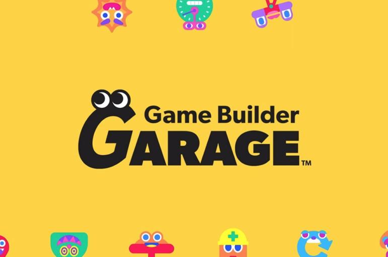 Aprende a crear tus propios videojuegos con Game Builder Garage de Nintendo