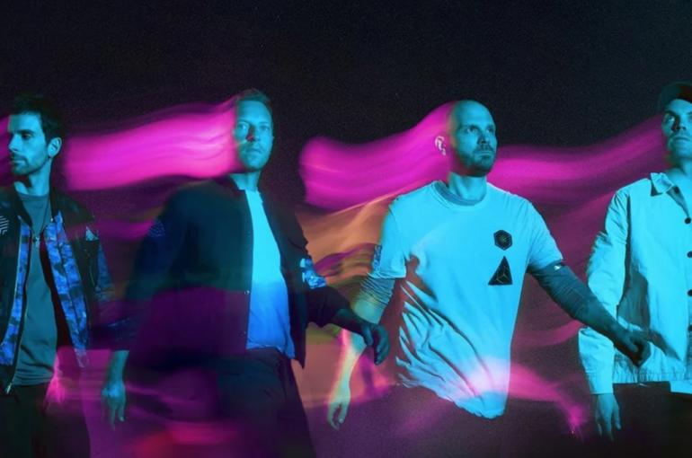 Coldplay regresa desde el espacio