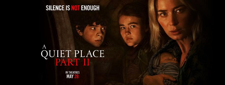 """""""A Quiet Place: Part II"""" hace ruido en la audiencia"""