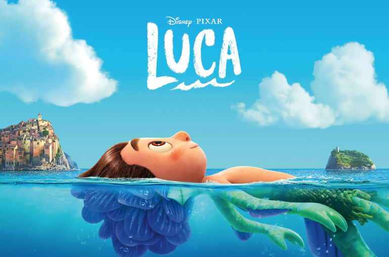 Luca, la nueva película de Pixar que desafió al Covid-19