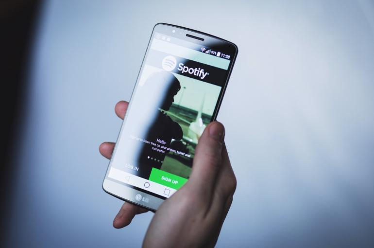 La nueva función de Spotify para espectáculos exclusivos