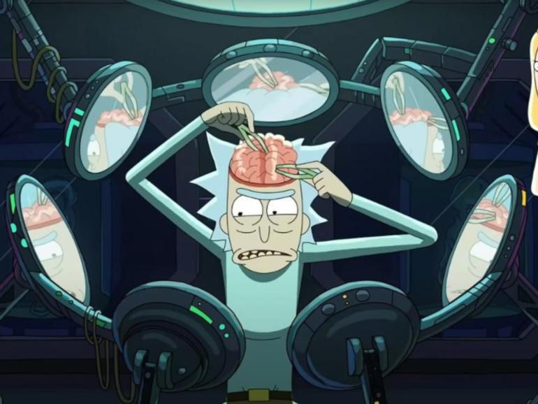 Rick y Morty inician nuevas aventuras fuera de Netflix