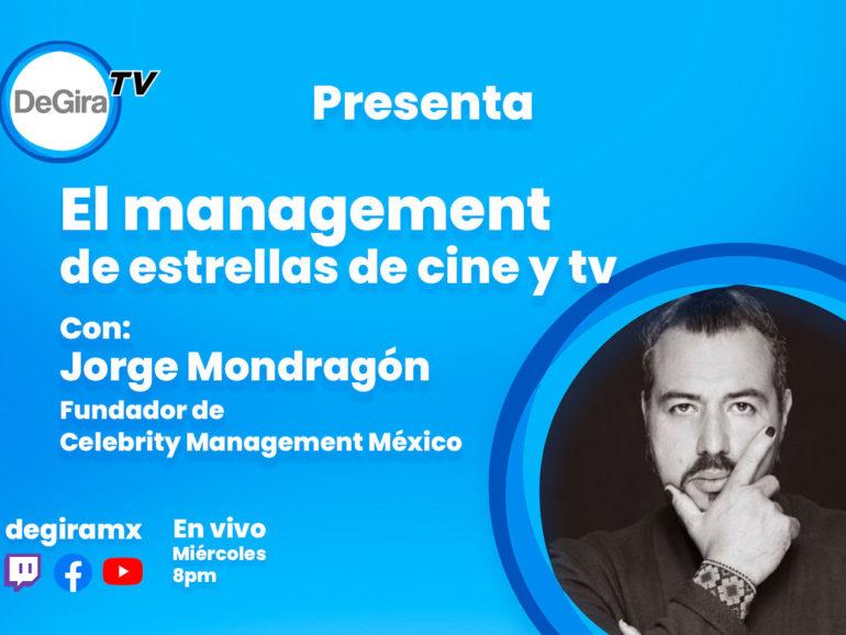 El management de estrellas de cine y tv