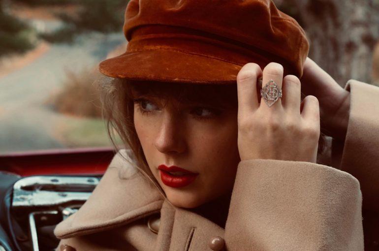 """Taylor Swift trae de vuelta su álbum """"Red"""""""