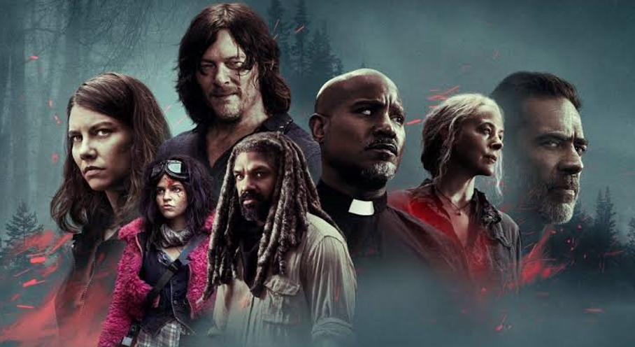 The Walking Dead temporada 11 llega este 22 de agosto 2021.