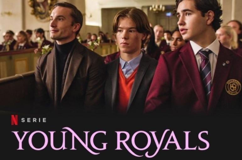 Young Royals: una combinación de The Crown y Élite