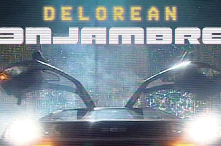 Delorean, el nuevo sencillo de Enjambre que nos hará volver al futuro.