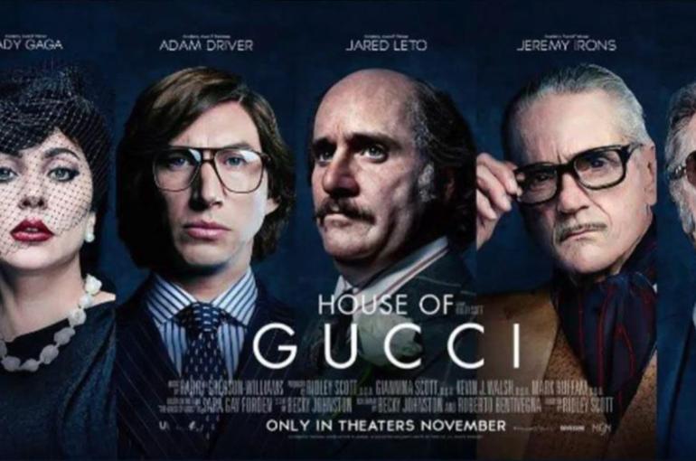 """House of Gucci"""", la nueva cinta de Ridley Scott, director de """"Alien"""