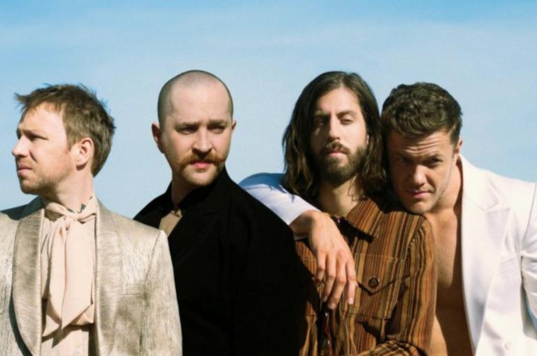Imagine Dragons estrena nuevo álbum