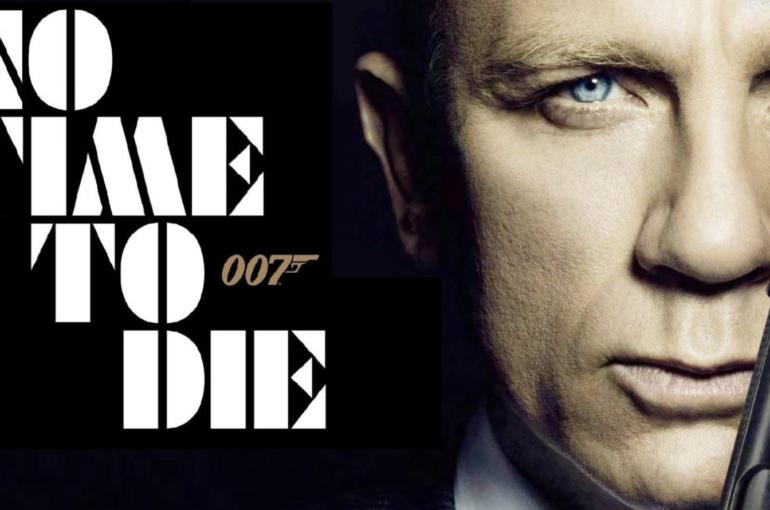 No Time To Die, La última película de Daniel Craig como 007.